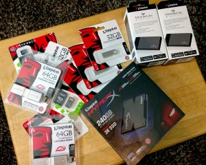 kingston technology giveaway contest usb flash ssd solidstatedrive 240gb hyperx somegadgetguy