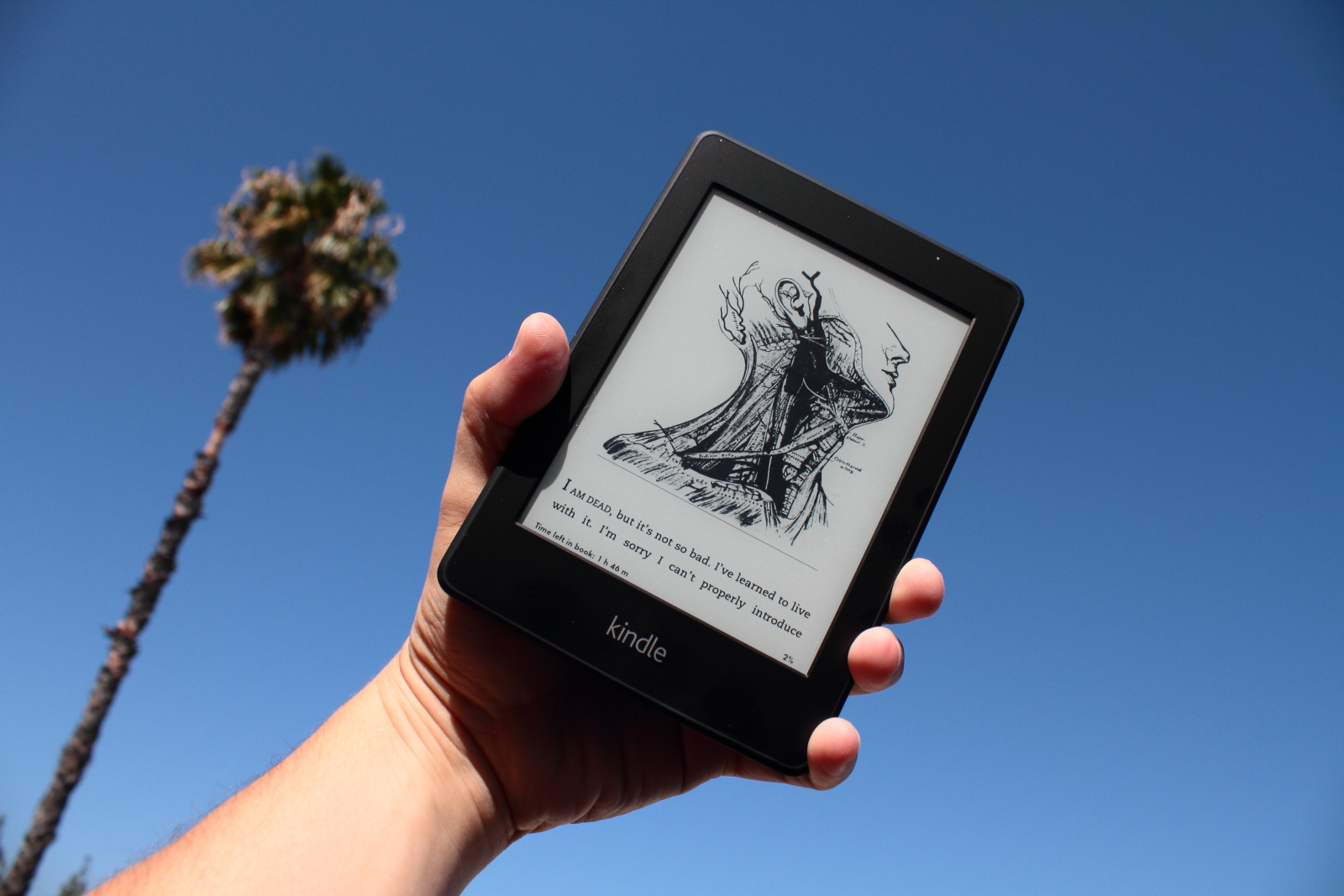 Quick Review: 2nd Generation Kindle Paperwhite – Amazon