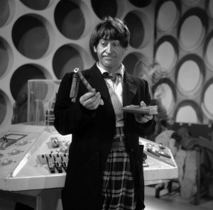 patrick troughton second doctor who