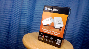 trendnet powerline 500 av adapters home networking somegadgetguy review