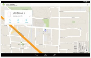 android device manager on google play app protection remote lock wipe screenshot