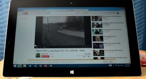 youtube on windows 8