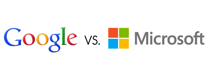 User Experience: Google vs  Microsoft – A Battle of Apps – SomeGadgetGuy