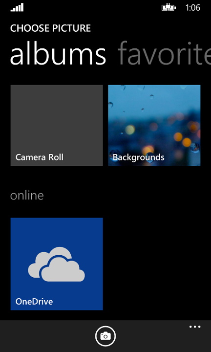 how to take screen shot on windows phone 8