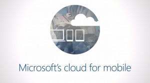 Microsoft Cloud For Mobile