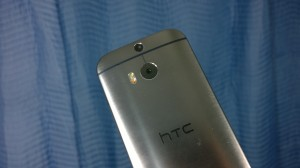 HTC One M8 dual ultrapixel cameras