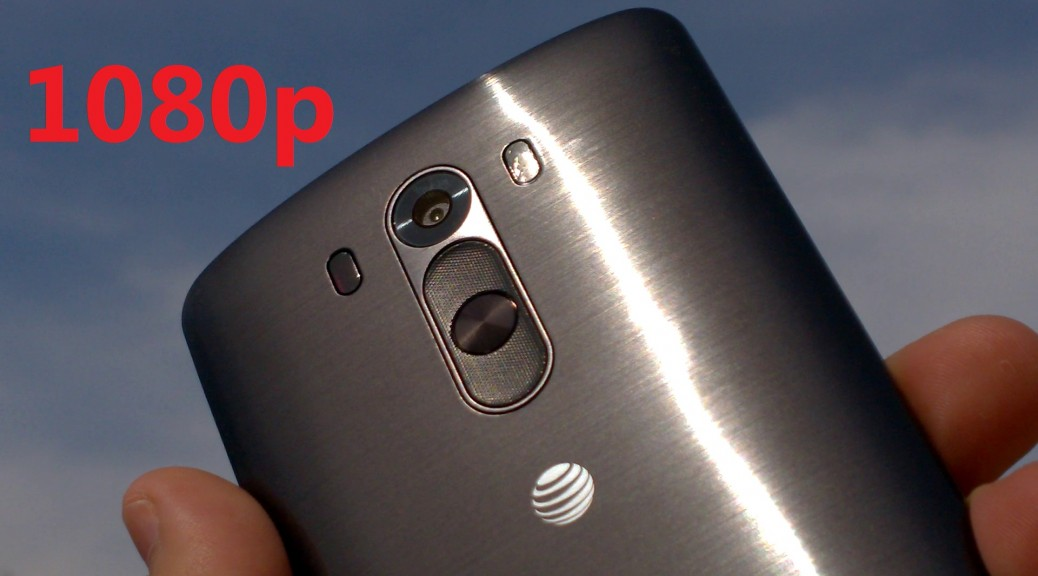 LG G3 Camera Review: HD Video Test and Samples (1080p ...