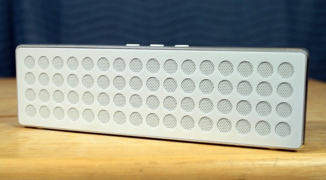 mpow mbox wireless bluetooth stereo speaker somegadgetguy review