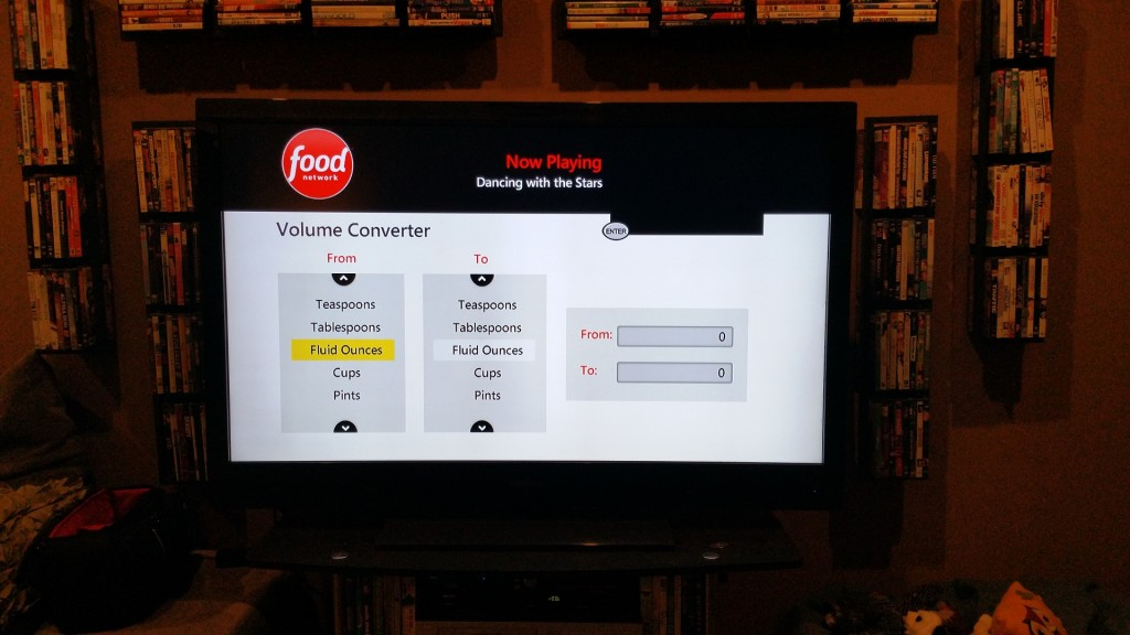 Review the food network app on u verse somegadgetguy if youre a fan of the food network its a fun little interactive service which might provide a little help in spicing up that holiday menu forumfinder Gallery