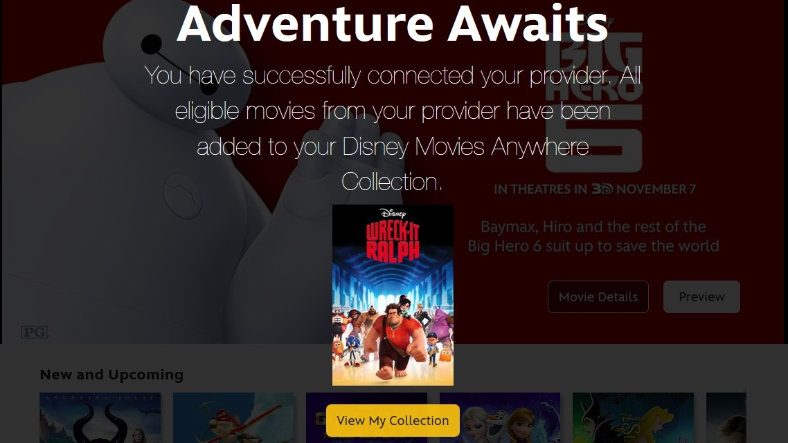 connect disney movies anywhere to google play get free copy of