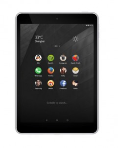 nokia n1 tablet front z launcher