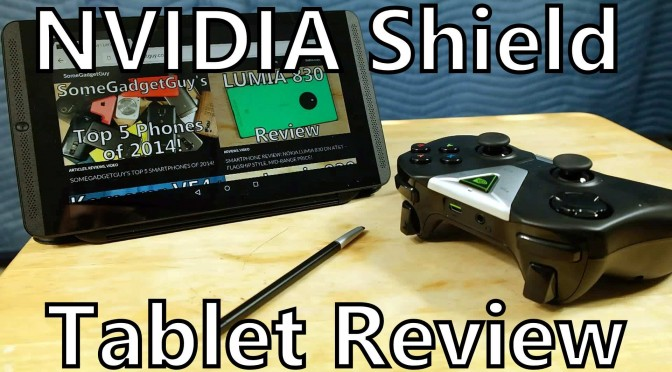 somegadgetguy nvidia shield tablet lte review att