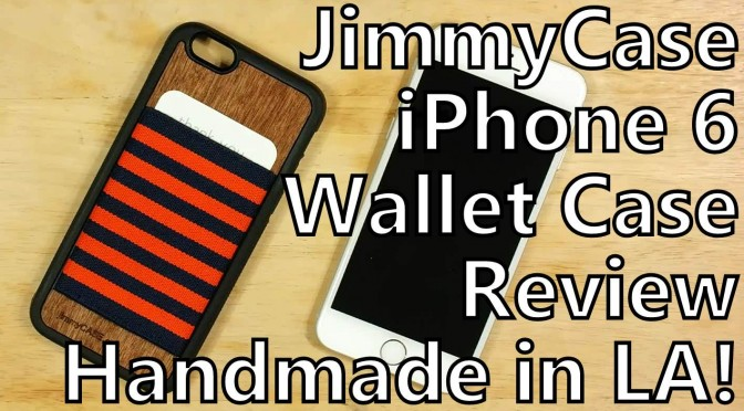 thejimmycase review case bumper handmade losanageles made in usa iphone 6 somegadgetguy