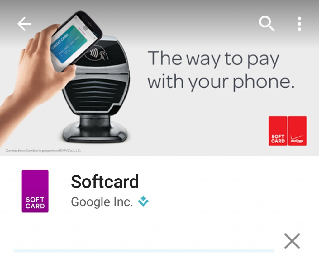 softcard google wallet app dead somegadgetguy