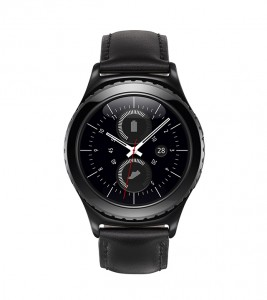 samsung gear 2 black smartwatch