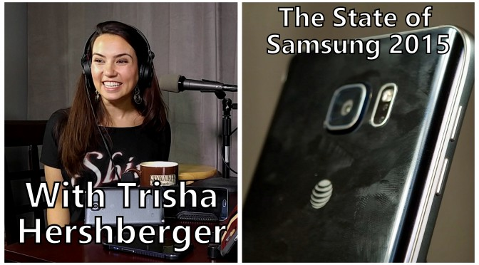 samsung chat with trisha hershberger
