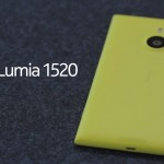 nokia lumia 1520 hands on video youtube