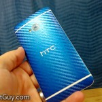 htc one slickwraps review