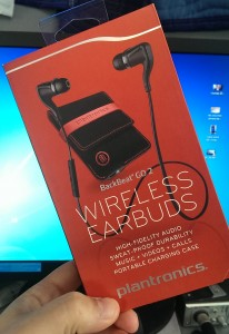 plantronics backbeat go contest giveaway booredatwork somegadgetguy