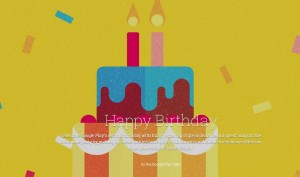 google play second birthday