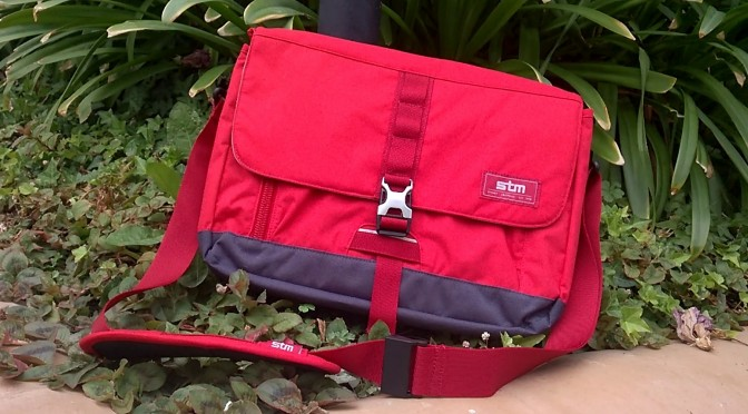 STM Sequel Laptop Bag Review SomeGadgetGuy