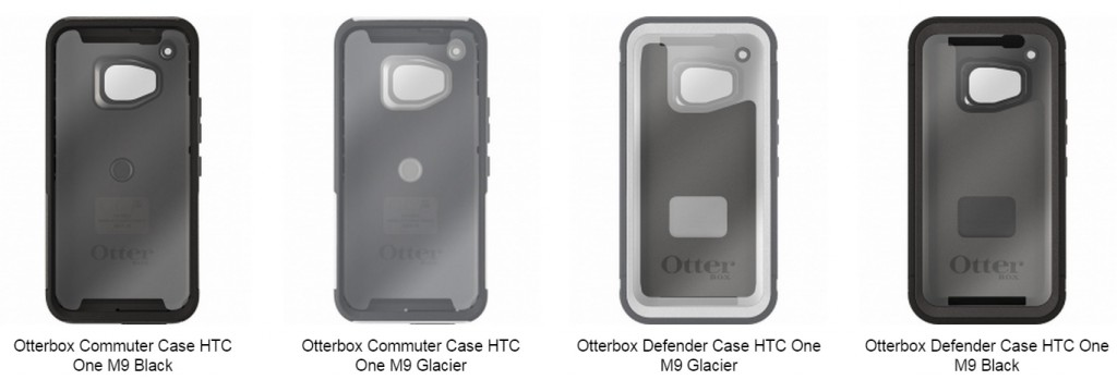 HTC One M9 Otterbox Leak