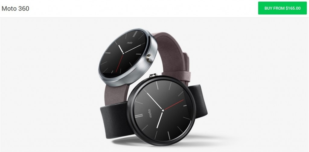 android wear motorola moto 360 price drop google somegadgetguy