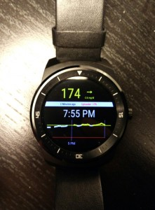 xdrip nightwatch glucose monitor app android wear