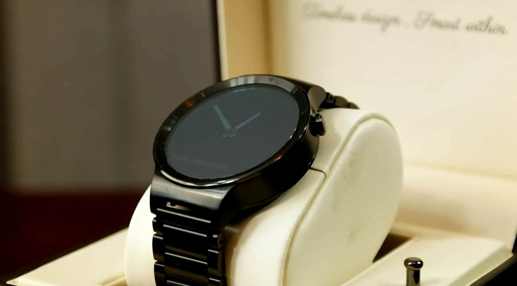 Huawei watch case packaging somegadgetguy premum luxury smartwatch